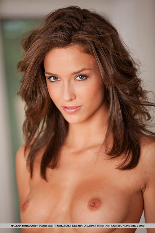 Presenting Malena Morgan by Jason Self